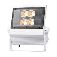 岩崎電気  レディオック フラッド ネオ ECF1086LW/SA1/2/2.4/W 電球色タイプ 100W 広角タイプ ホワイト