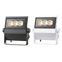 岩崎電気  レディオック フラッド ネオ ECF0486LW/SA1/2/2.4 DG または W 電球色タイプ 40W 広角タイプ