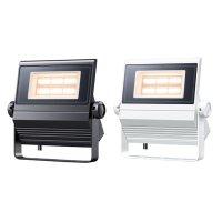岩崎電気  レディオック フラッド ネオ ECF0485LW/SA1/2/2.4 DG または W 電球色タイプ 40W 超広角タイプ
