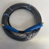 ☆新品☆溶接用キャブタイヤケーブル WCT38SQ 10m 中間線 完成品