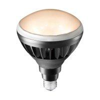 岩崎電気レディオックLEDアイランプ LDR14L-H/B830 14W 電球色 本体黒色