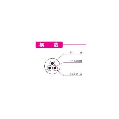 画像2: ☆新品☆ 三ツ星 VCTF 5.5SQx4C ケーブル(電線)☆100m巻☆領収書可能