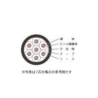 ☆新品☆CVV 2SQx15C 100m巻 ケーブル(電線)☆領収書可